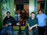 Nightlife Group at local pub